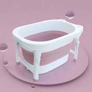 Knicknacks New Collapsible Wash and Play Tub