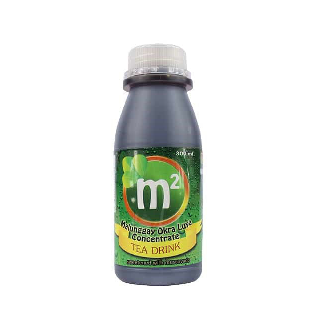 Nature Earth M2 Malunggay Okra Luya Concentrate Tea Drink