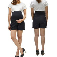 Load image into Gallery viewer, IAMMOM Maternity Shorts