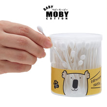 Load image into Gallery viewer, Baby Moby Cotton Buds