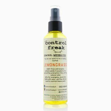 Control Freak  Mosquitos Lemongrass