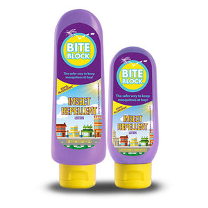 Bite Block Insect Repellent Lotion