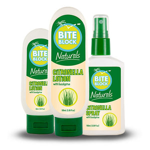 Bite Block Naturals with Eucalyptus