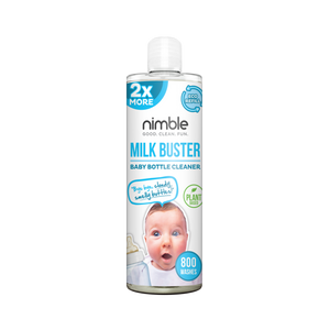 Nimble Milk Buster Baby Bottle Cleaner