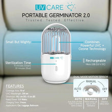 Load image into Gallery viewer, Uv Care Portable Germinator 2.0