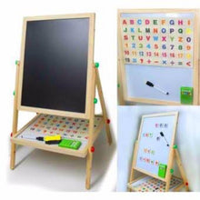 Load image into Gallery viewer, Wooden Learning Writing Board