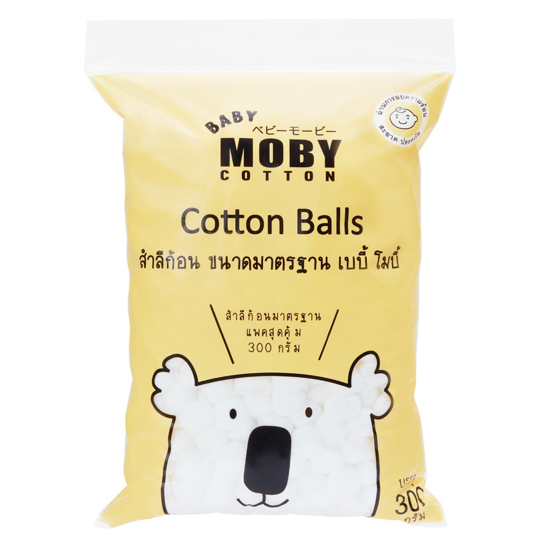 Baby Moby Cotton Balls
