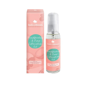 Buds & Blooms Breastfeeding and Pump Lubrication Oil 60ml