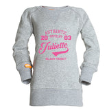 sweater kids authentic grey