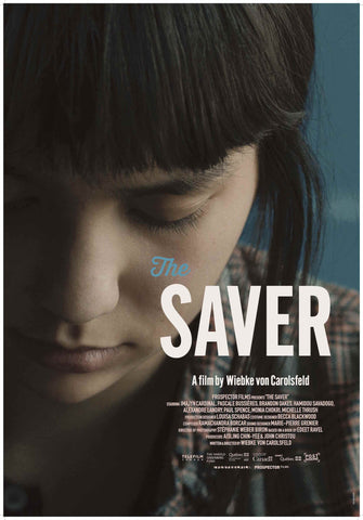 THE SAVER (DVD)