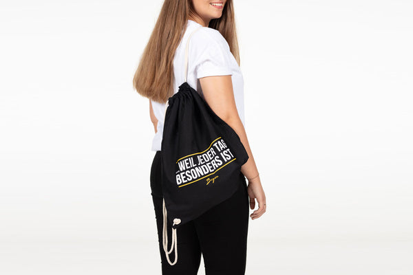 "Sportbag ""Weil jeder Tag besonders ist"""