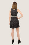 Dark Constellation Skater Dress