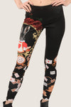 Alice The Wonderland Rabbit Leggings