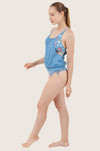 Ocean Blue Tankini Set