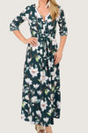Lily Valley Boho Maxi Dress