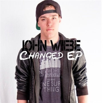 Changed EP - Physical Copy