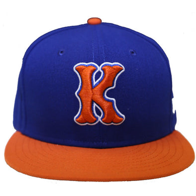 Kingsport Mets 2019 On-Field Home Hat
