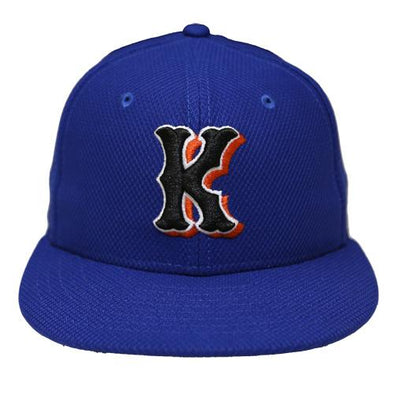 Kingsport Mets 2014 Official Fitted BP Hat