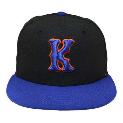 Kingsport Mets 2014 Official Fitted Home Hat