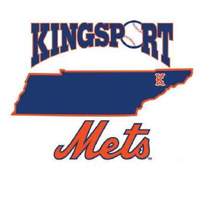 Kingsport Mets Multi-Use Decal