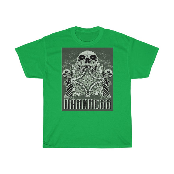 Phill Darkness Cotton Tee - Lyndaz