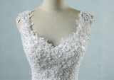 Hazel Wedding Dress - Lyndaz