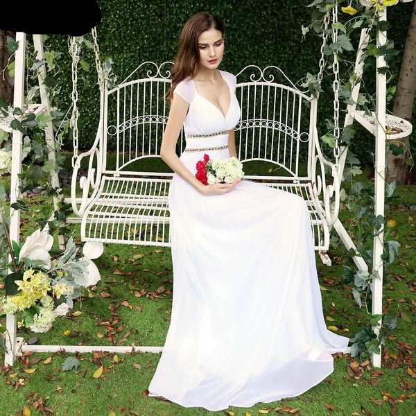 Clara Wedding Dress - Lyndaz