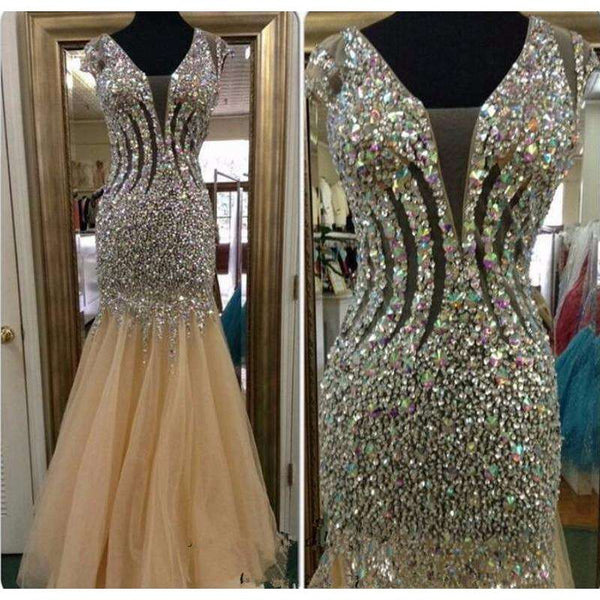 Goldilocks Prom Dress