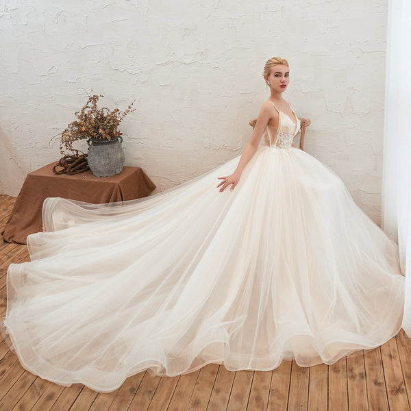Lydia Wedding Dress - Lyndaz