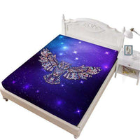 Midnight Owl Bed Sheets - Lyndaz