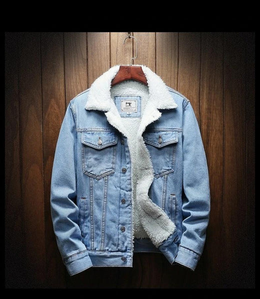 Harry Denim Jackets - Lyndaz