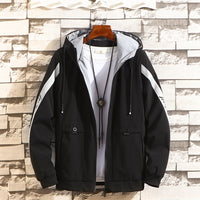 Jeffrey hooded jacket - Lyndaz