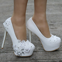 Yolanda glitter shoes - sashabellabylyndaz