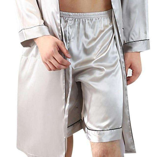 Spencer Satin Sleepwear - Lyndaz