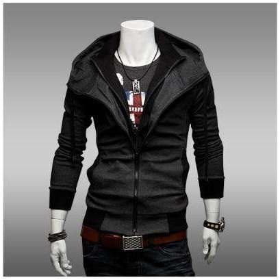 Harley Hooded Outerwear