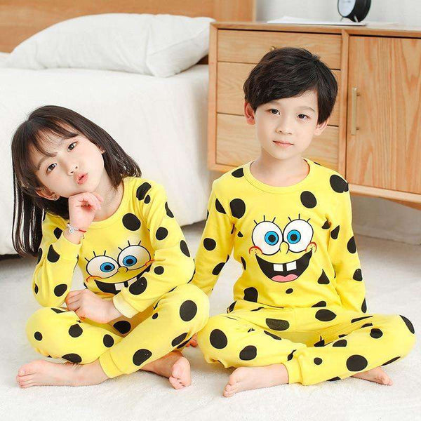 Warrin Pajamas Set - Lyndaz