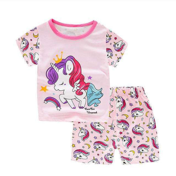 Geraldine Pajamas Set