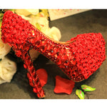 Patricia party shoes - sashabellabylyndaz
