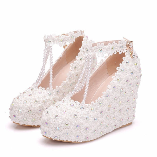 Frances T-Strap Shoes - Lyndaz