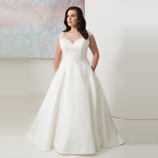 Eileen Wedding Dress - Lyndaz