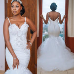 Marina Mermaid Wedding Dress - Lyndaz