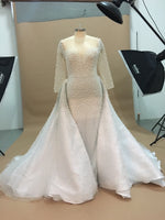 Petula Wedding Dress - Lyndaz