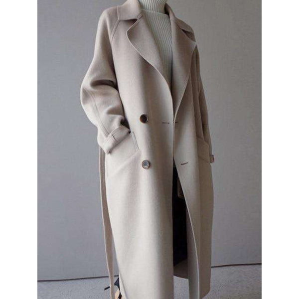 Janelle Trench Coat - sashabellabylyndaz
