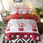 Bennette Christmas Quilt Cover Sets