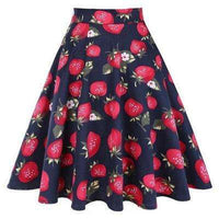 Delilah Rockabilly Skirts - sashabellabylyndaz
