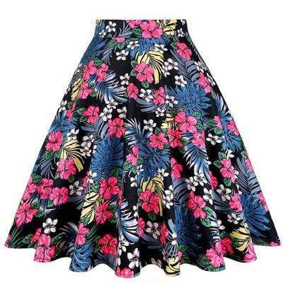 Delilah Rockabilly Skirts - Lyndaz