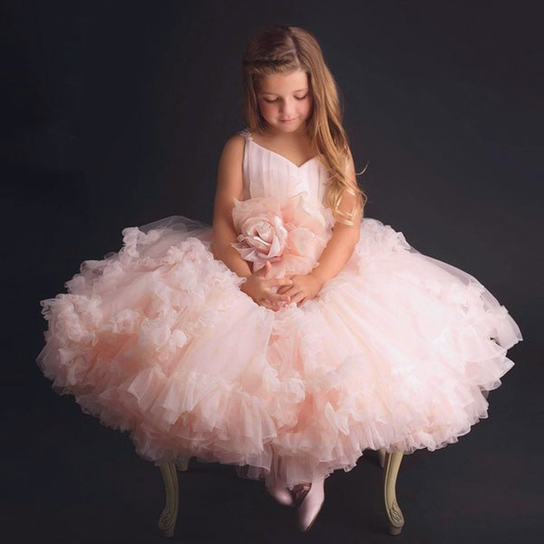 Caroline Flower Girl Dresses - Lyndaz