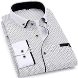 Zachary Business Shirt - Lyndaz