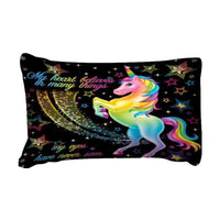 Unicorn Duvet Cover Set - sashabellabylyndaz