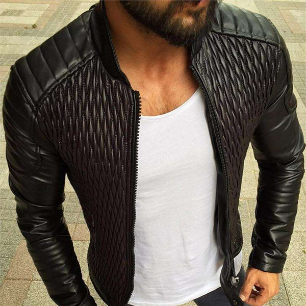 Fulham Leather Jacket - sashabellabylyndaz